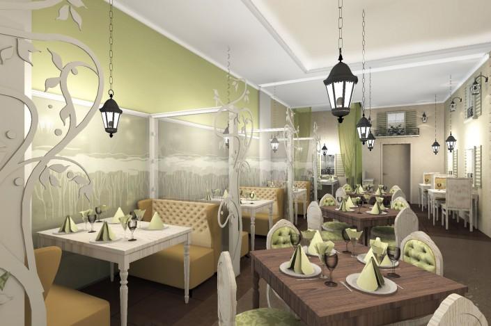 Дизайн ресторанов.фото